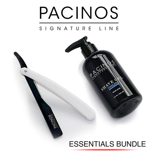 Essentials Bundle - Exposed Razor, Shave Gel