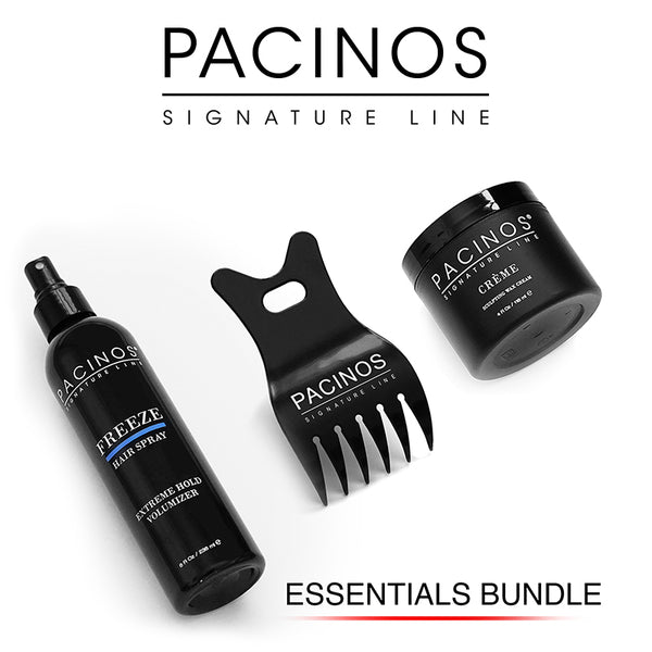 Essentials Bundle - Freeze, Comb, Creme