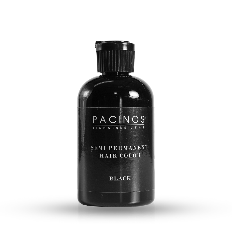 Pacinos Beard Color - Black