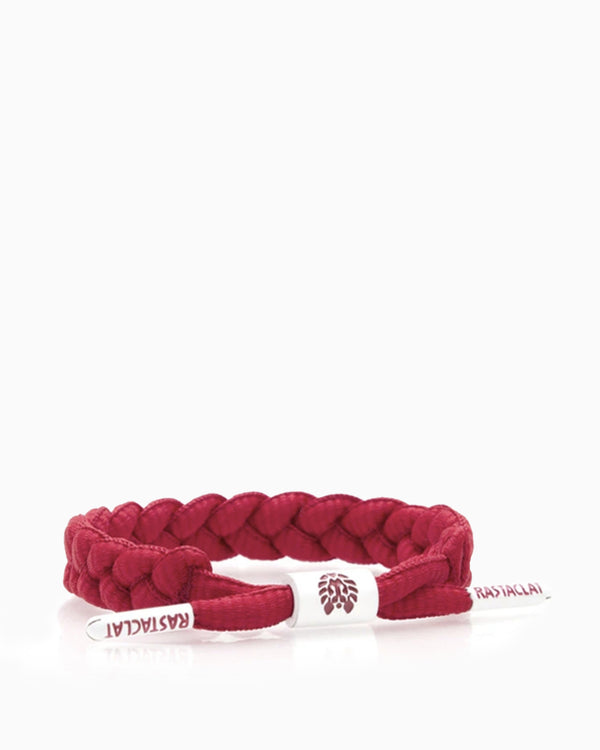 Rastaclat Men's Braided Bracelet - Fire