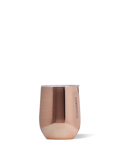 Corkcicle Metallic Copper Stemless - 12 oz