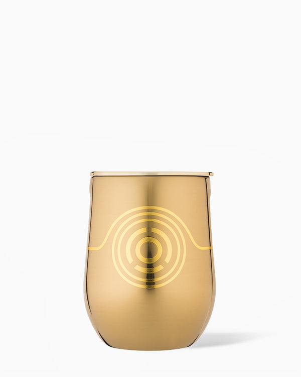 Corkcicle x STAR WARS™ Stemless - 12oz C3PO
