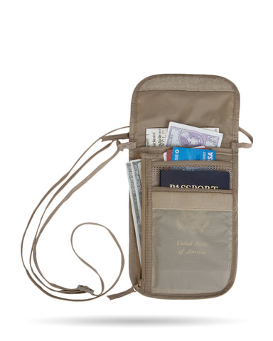 Eagle Creek Undercover Neck Wallet DLX