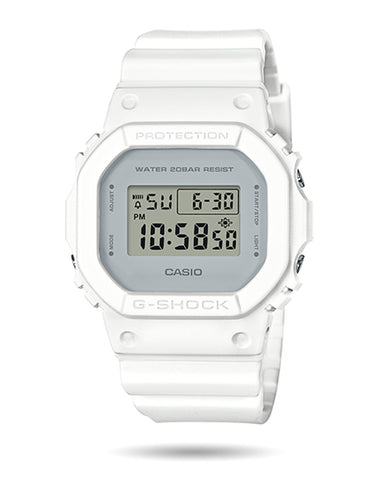 G-Shock Watch - White - DW5600CU-7