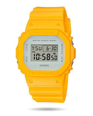 G-Shock Mens Watch - Yellow - DW5600CU-9