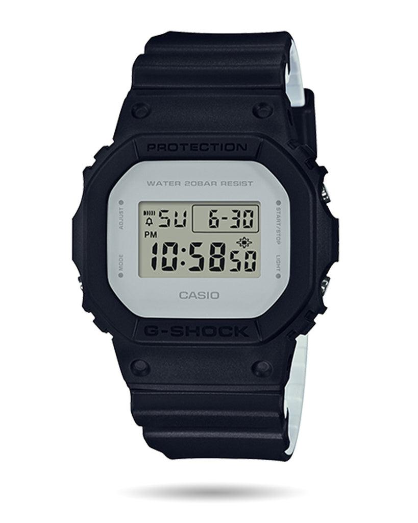 G-Shock Mens Watch - Black - DW5600LCU-1