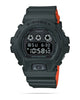 G-Shock Digital Watch - DW6900LU-3 - Black/Red