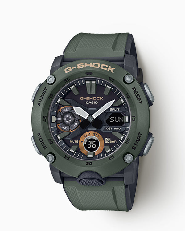 G-Shock Carbon Core Guard GA2000-3A
