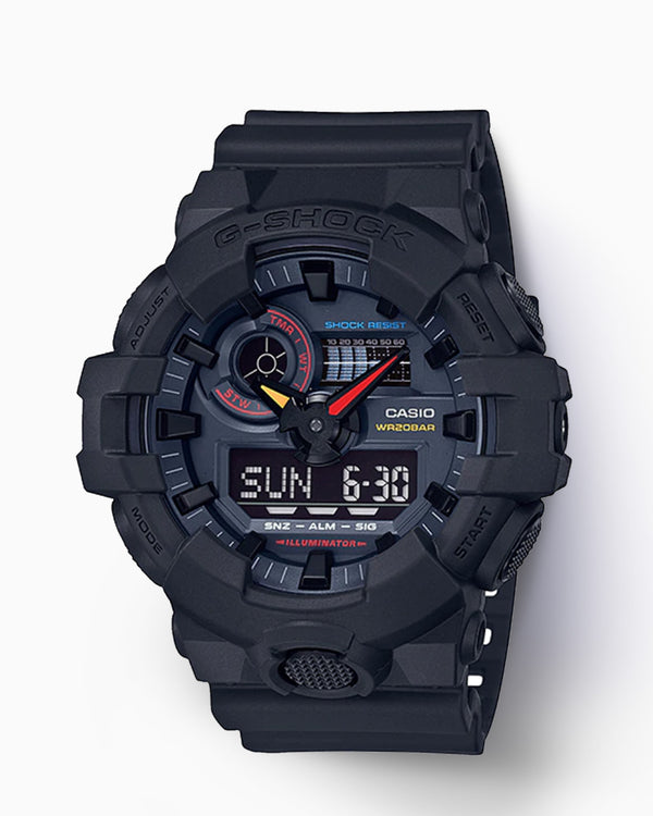 G-Shock GA-700BMC-1A Analog Digital Watch