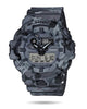 G-Shock Analog Digital Watch - GA-700CM-8A - Charcoal Camo