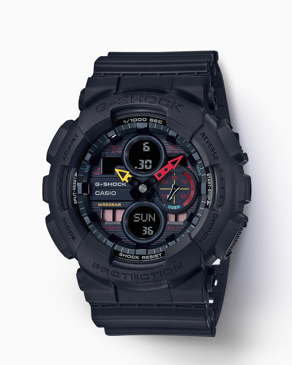 G-Shock GA140BMC-1A Analog-Digital Watch