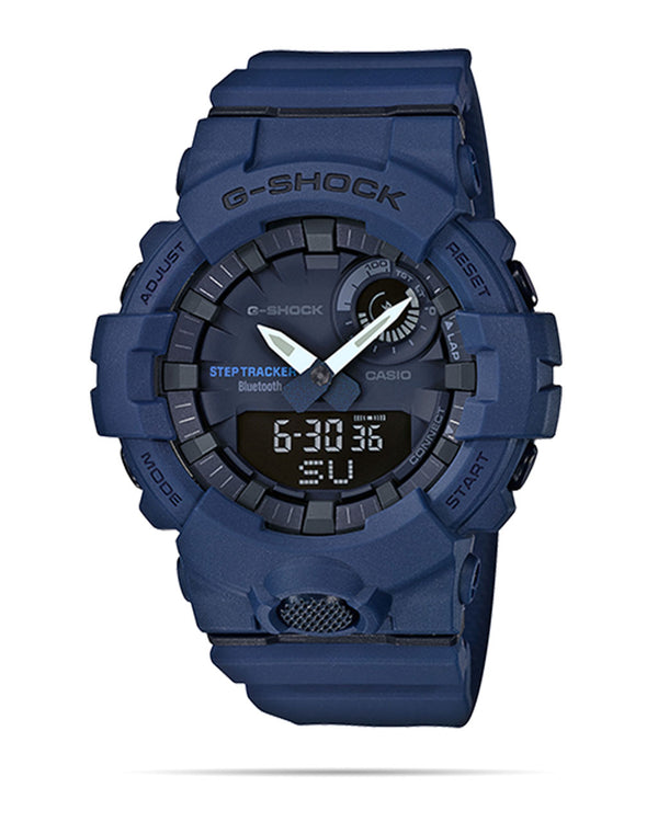 G-Shock GBA800-2A Navy Watch