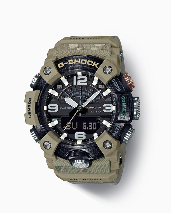 G-Shock British Army Limited Edition GGB100BA-1A