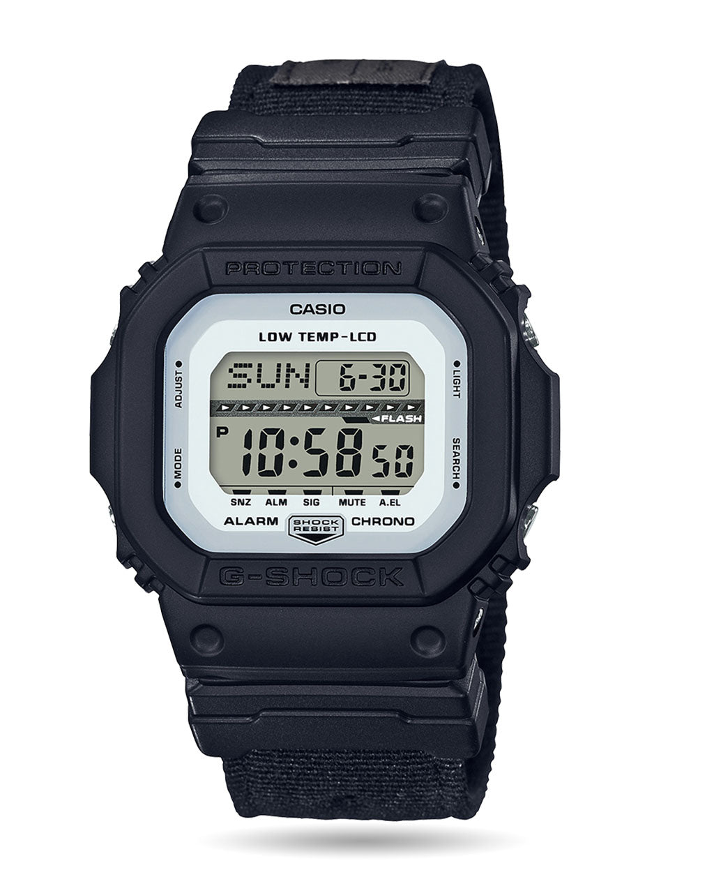 G Shock Digital Watch Gls5600 1 Black Brandswalk