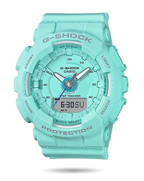 G-Shock Analog Digital Watch - GMA-S130-2A - Teal