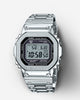 G-Shock Digital Watch GMWB5000D-1 - Silver Limited Edition
