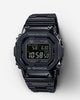 G-Shock Digital Bluetooth Watch -  GMWB5000GD-1 - Black