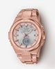 G-Shock Baby-G Watch - G-MS MSGS200DG-4A - Rose Gold