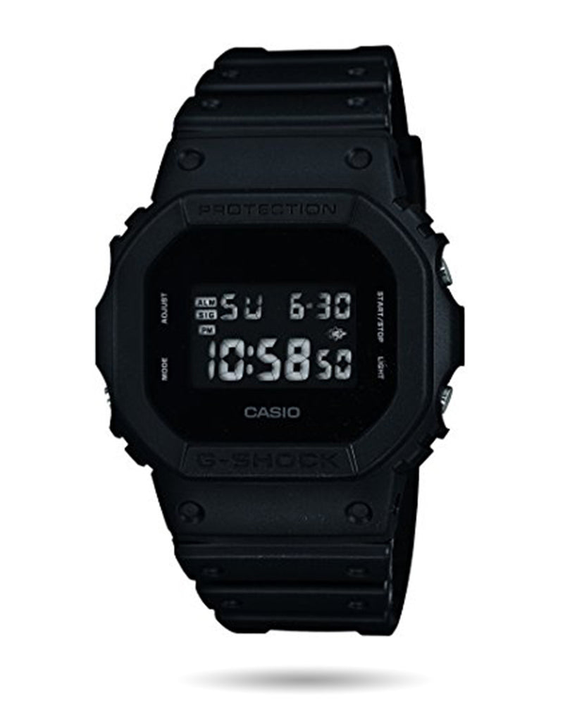 G-Shock Mens Watch - Black - DW-5600BB-1