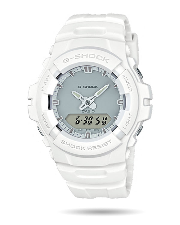 G-Shock Mens Watch - White - G100CU-7A