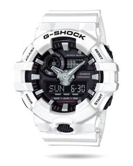 G-Shock Mens Watch - White - GA700-7A