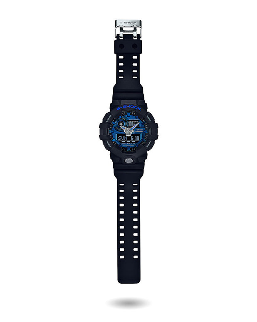 G-Shock Mens Watch - Blue - GA-710-1A2CR 742acad6766