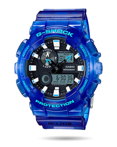 G-Shock Mens Watch - Blue - GAX100MSA-2A
