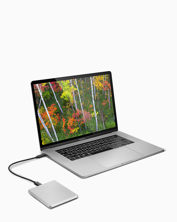 LaCie Mobile Drive 4TB with USB-C