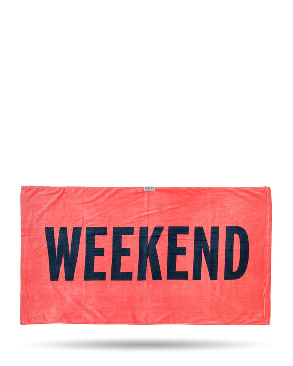 Leus Surf Towel - Weekend