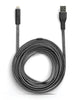 Lander Neve Lightning Cable - 10ft Black