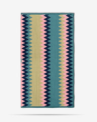 Leus Beach Towel - Caravan