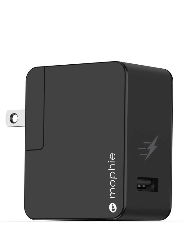 mophie 15W USB wall charger