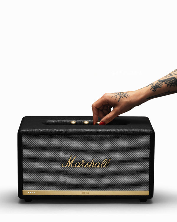 Marhsall Stanmore II Voice Speaker with Google Asisstant