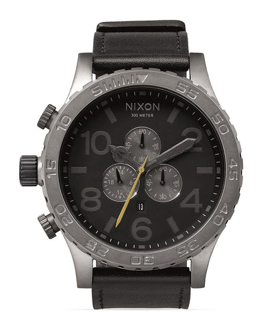 Nixon 51-30 Chrono Leather