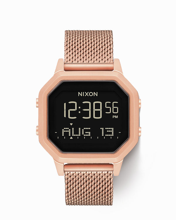 Nixon Siren Milanese Watch for Women