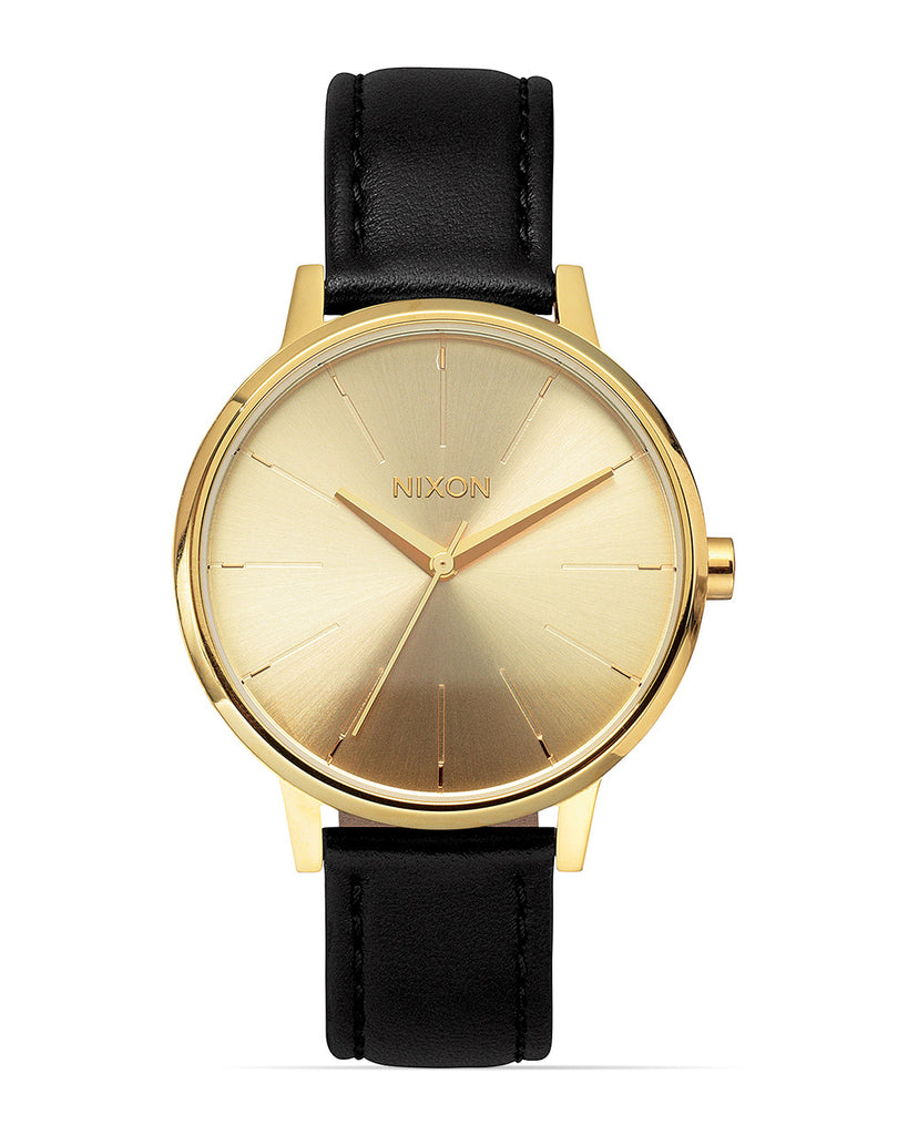 Nixon Women Kensington Leather - Gold