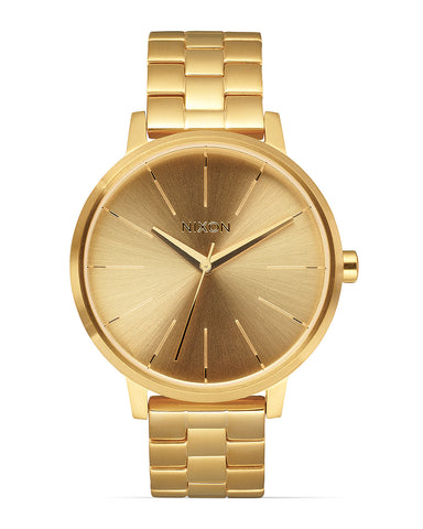 Nixon Women Kensington Steel - All Gold