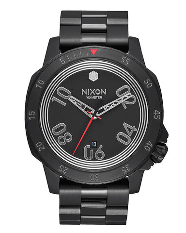 Nixon Star Wars Ranger Watch Kylo Black