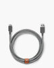 Native Union Belt Cable XL - 10 ft - USB-A to USB-C