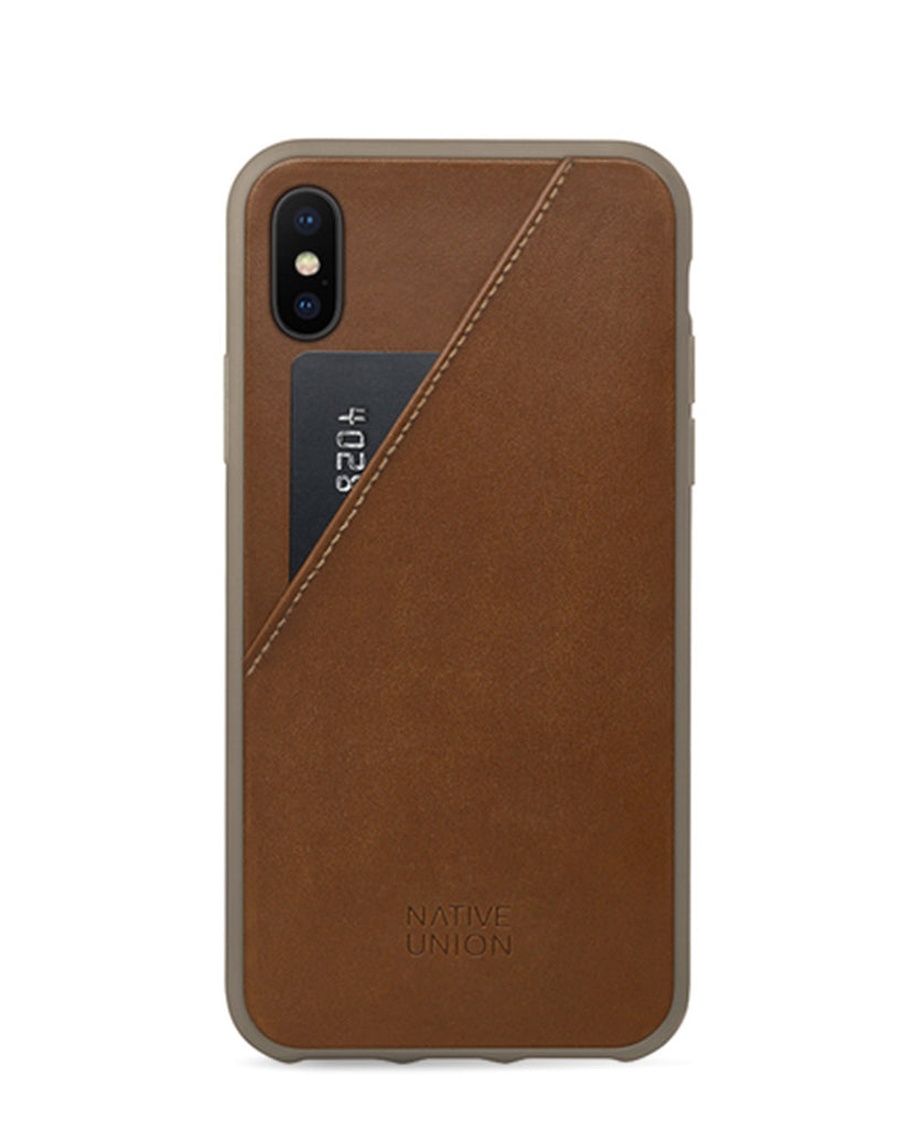 Native Union Clic Card for iPhone X
