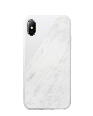 Native Union Clic Marble for iPhone X