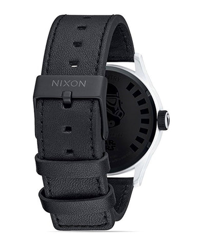 Nixon Star Wars Sentry Leather SW Stormtrooper White