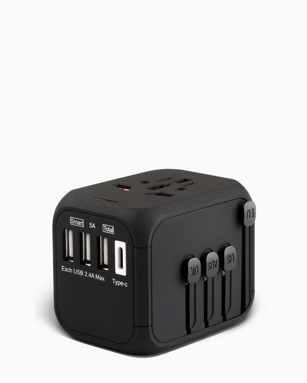 OCOMMO Universal Travel Power Adapter