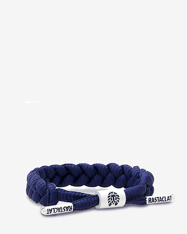 Rastaclat Men's Braided Bracelet - Indigo