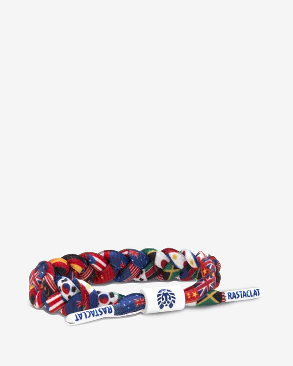 Rastaclat Braided Bracelet - United