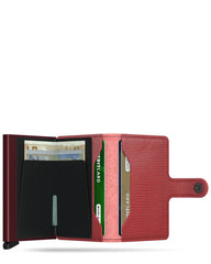 Secrid Mini Wallet Rango Red-Bordeux
