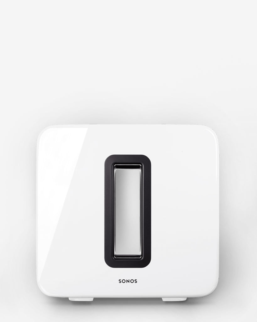Sonos Sub Wireless Subwoofer (Black or White)