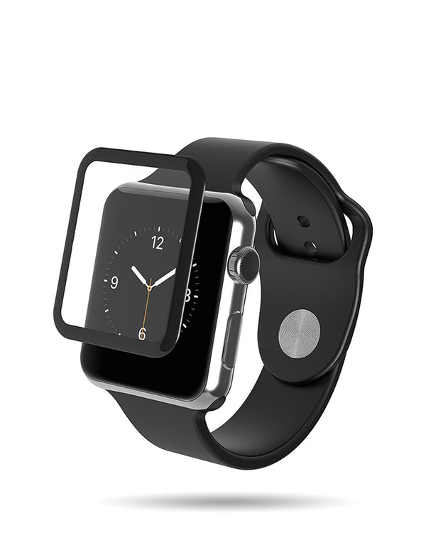Zagg Glass Luxe Screen Protector for Apple Watch Series 2