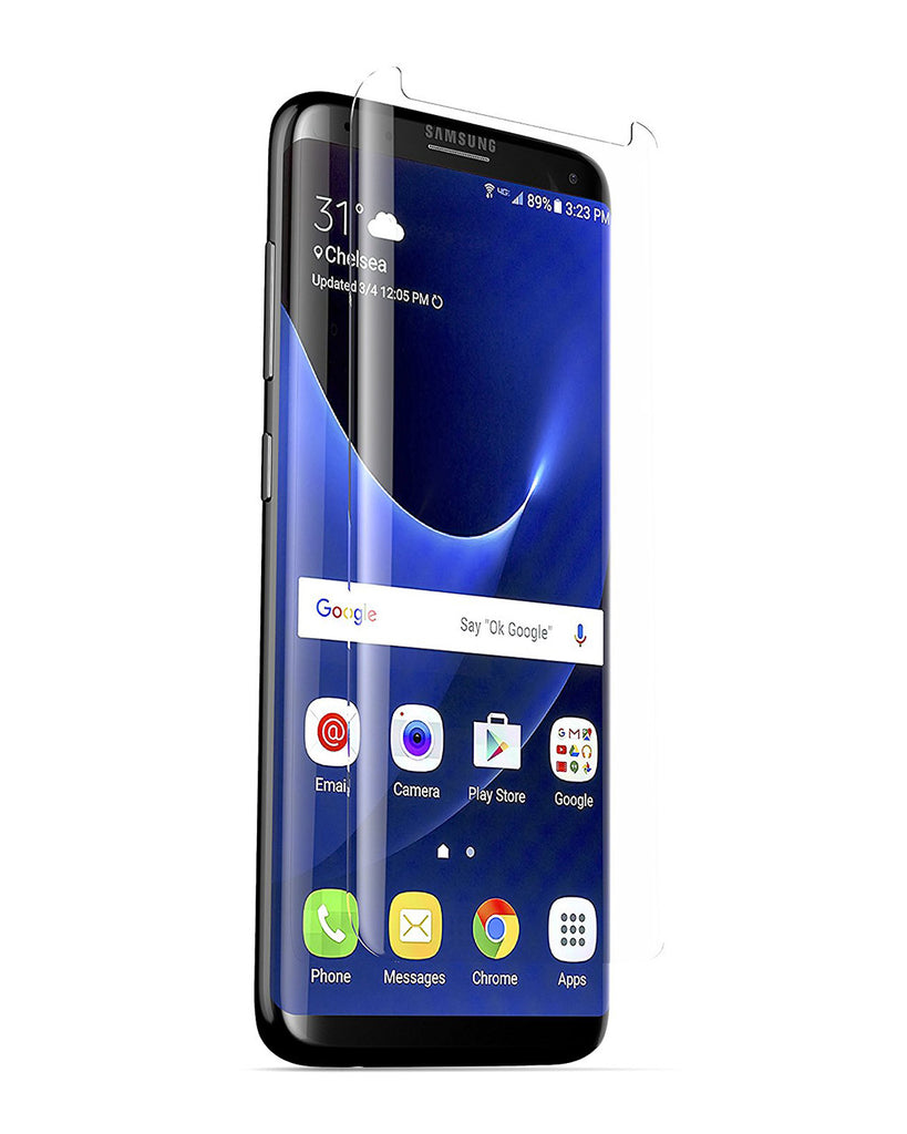 ZAGG HD Curved Screen Protector - Galaxy S8 Plus