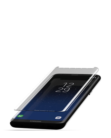 ZAGG HD Curved Screen Protector - Galaxy S8